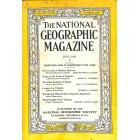 National Geographic Magazine, July 1935