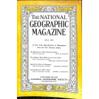 Cover Print of National Geographic Magazine, July 1940