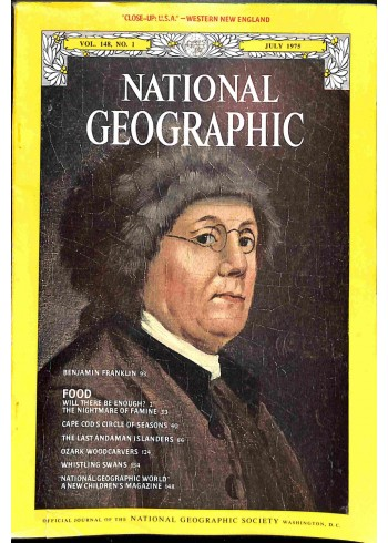 National Geographic, July 1975
