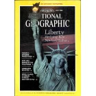 National Geographic, July 1986