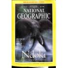 National Geographic Magazine, July 1995
