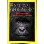 National Geographic Magazine, July 2008