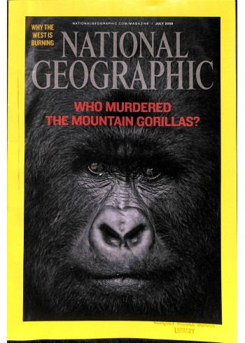 Cover Print of National Geographic Magazine, July 2008