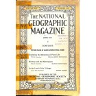 Cover Print of National Geographic Magazine, June 1924