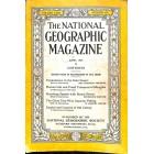 National Geographic Magazine, June 1933