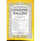 Cover Print of National Geographic Magazine, June 1940