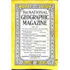 Cover Print of National Geographic Magazine, June 1953