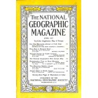 Cover Print of National Geographic Magazine, June 1957