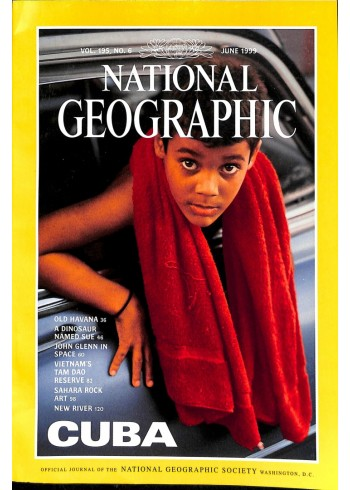 Cover Print of National Geographic Magazine, June 1999