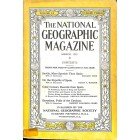 National Geographic Magazine, March 1929
