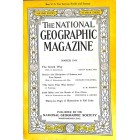 National Geographic Magazine, March 1944