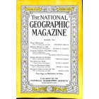 Cover Print of National Geographic Magazine, March 1946