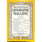 Cover Print of National Geographic Magazine, March 1948