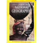 National Geographic Magazine, March 1982