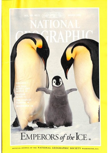 National Geographic, March 1996