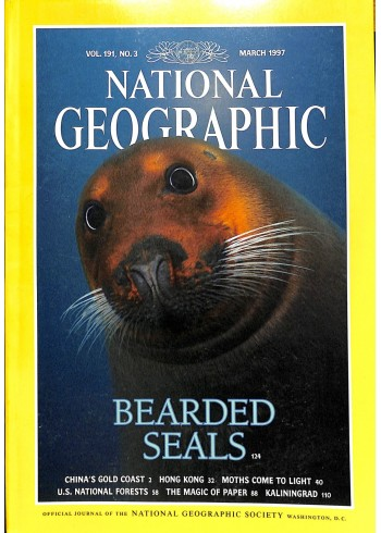 National Geographic, March 1997