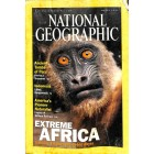 National Geographic Magazine, March 2001