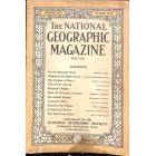 National Geographic Magazine, May 1917