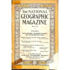 Cover Print of National Geographic Magazine, May 1926