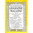 Cover Print of National Geographic Magazine, May 1958