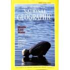 National Geographic Magazine, May 1993