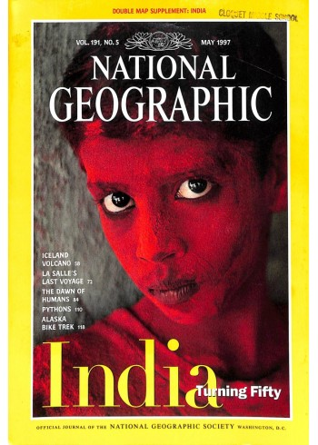 National Geographic Magazine, May 1997