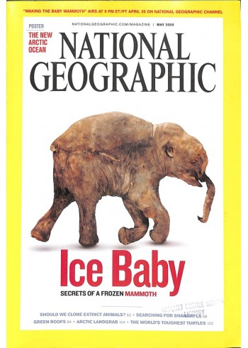 National Geographic Magazine, May 2009