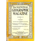 National Geographic, November 1931