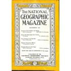 National Geographic Magazine, November 1937
