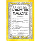Cover Print of National Geographic Magazine, November 1940