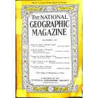 National Geographic, November 1945