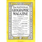 National Geographic Magazine, November 1953
