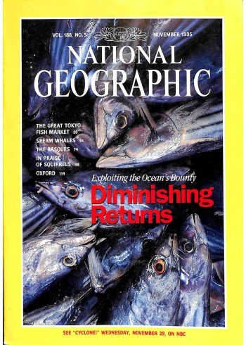 National Geographic, November 1995