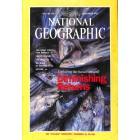 National Geographic Magazine, November 1995