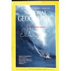 National Geographic Magazine, November 1998