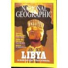 National Geographic Magazine, November 2000