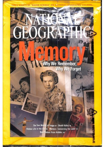 Cover Print of National Geographic Magazine, November 2007