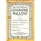 National Geographic Magazine, October 1925