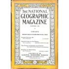 National Geographic Magazine, October 1926