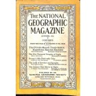 National Geographic Magazine, October 1931