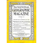 National Geographic, October 1935