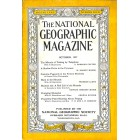 National Geographic Magazine, October 1937