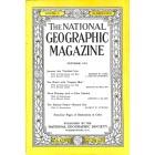 National Geographic Magazine, October 1951