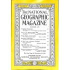 National Geographic Magazine, October 1956