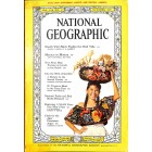 National Geographic, October 1961