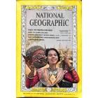National Geographic Magazine, October 1964