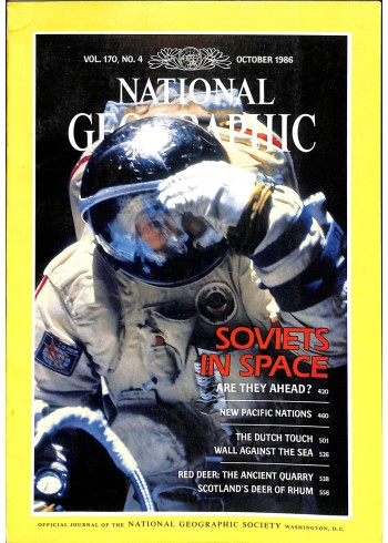National Geographic, October 1986