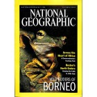 National Geographic, October 2000