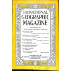 Cover Print of National Geographic Magazine, September 1940