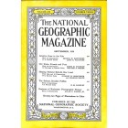 Cover Print of National Geographic Magazine, September 1954